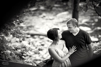 Brooke & Kevin: Chagrin Falls Engagement Session