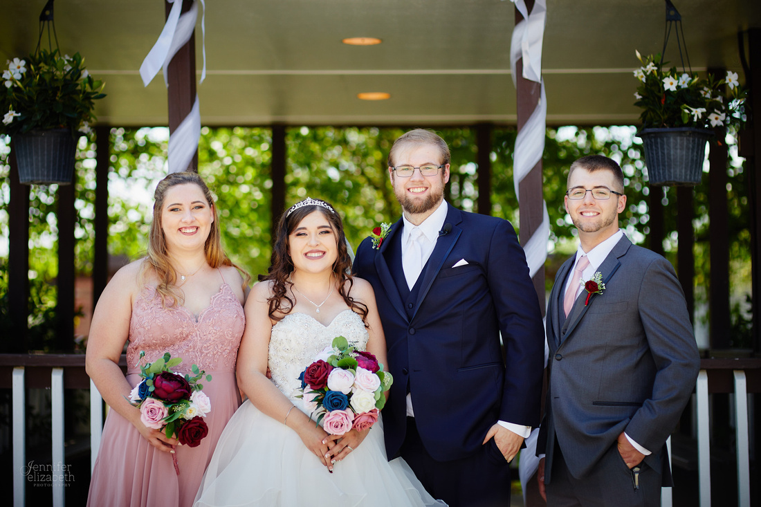 Seleste & Mark: Wedding at Michaud's Catering & Event Center
