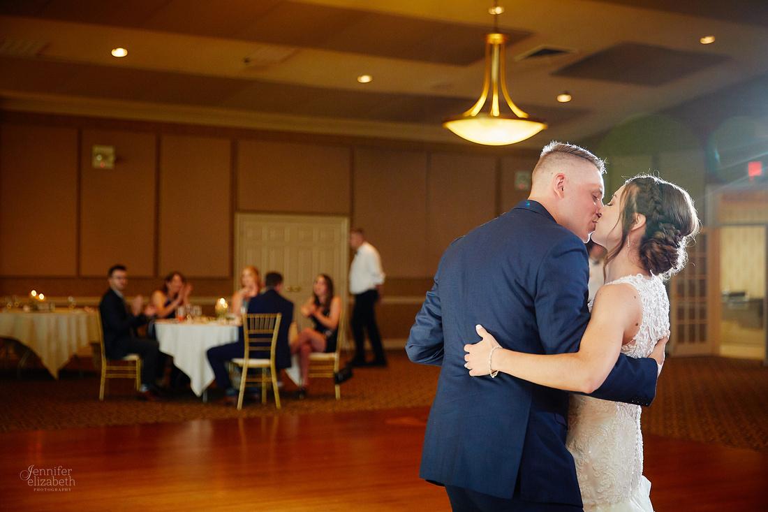 Gina & Allen: Wedding Reception at Weymouth Country Club in Medina, Ohio