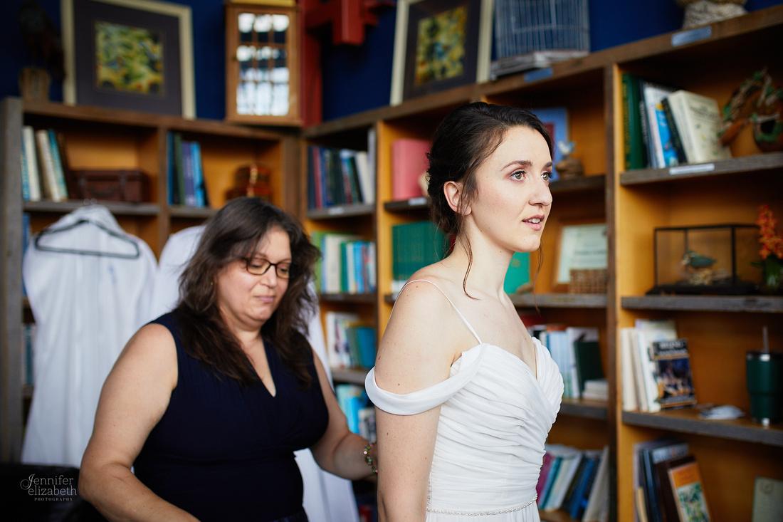 Maddie & Evan: Wedding at the Grange Insurance Audubon Center in Columbus