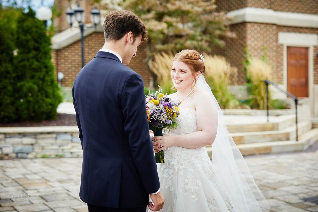 Mary Grace & Tomek: Wooster, Ohio Wedding at Mohican Gardens & Conservatory