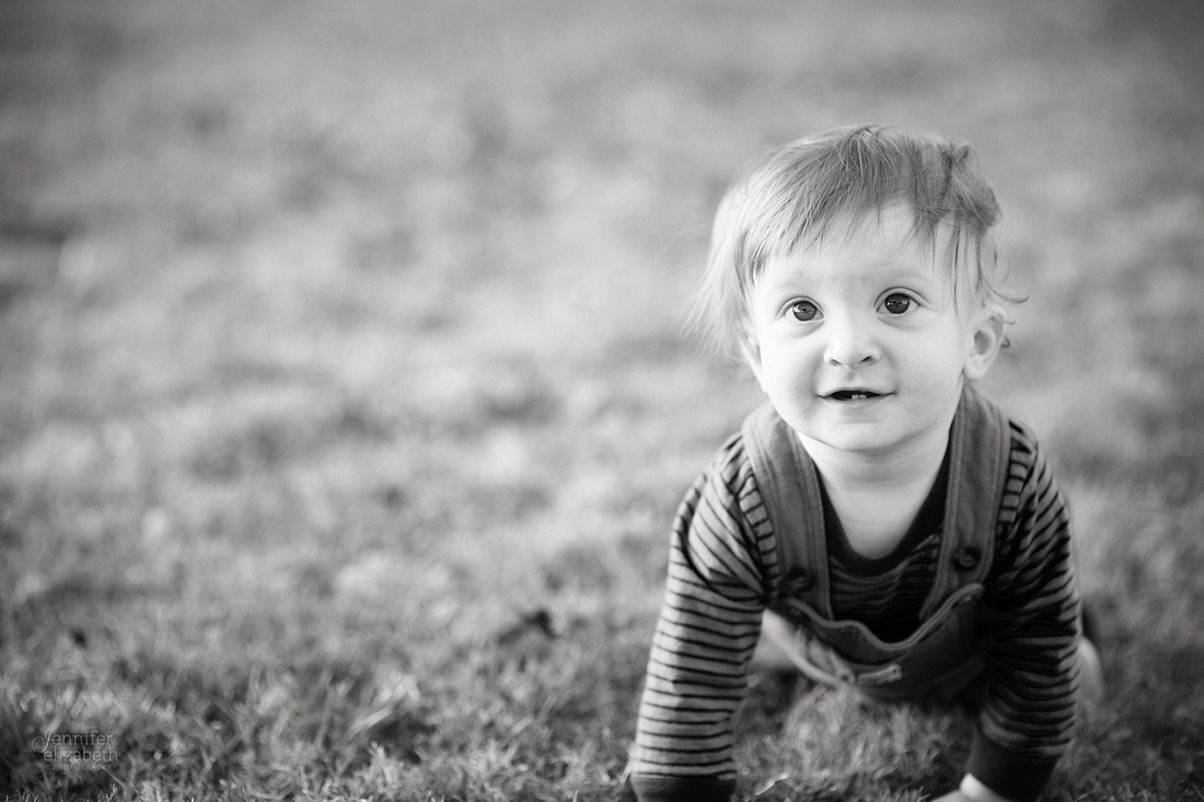 The T Family: Portrait Session at Acacia Reservation in Beachwood