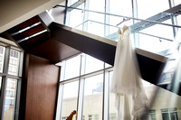 Emily & Brett: Great Lakes Science Center Wedding in Cleveland