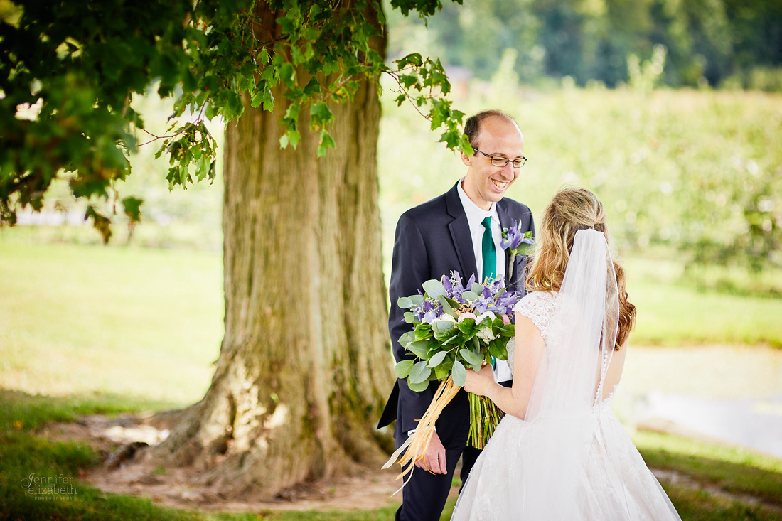 Melissa & Justin: Wedding at Mapleside Farms in Brunwick