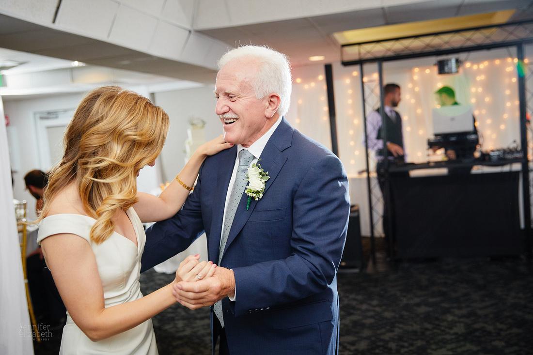 Lauren & Rizwan: Wedding Reception at Landerhaven Executive Caterers