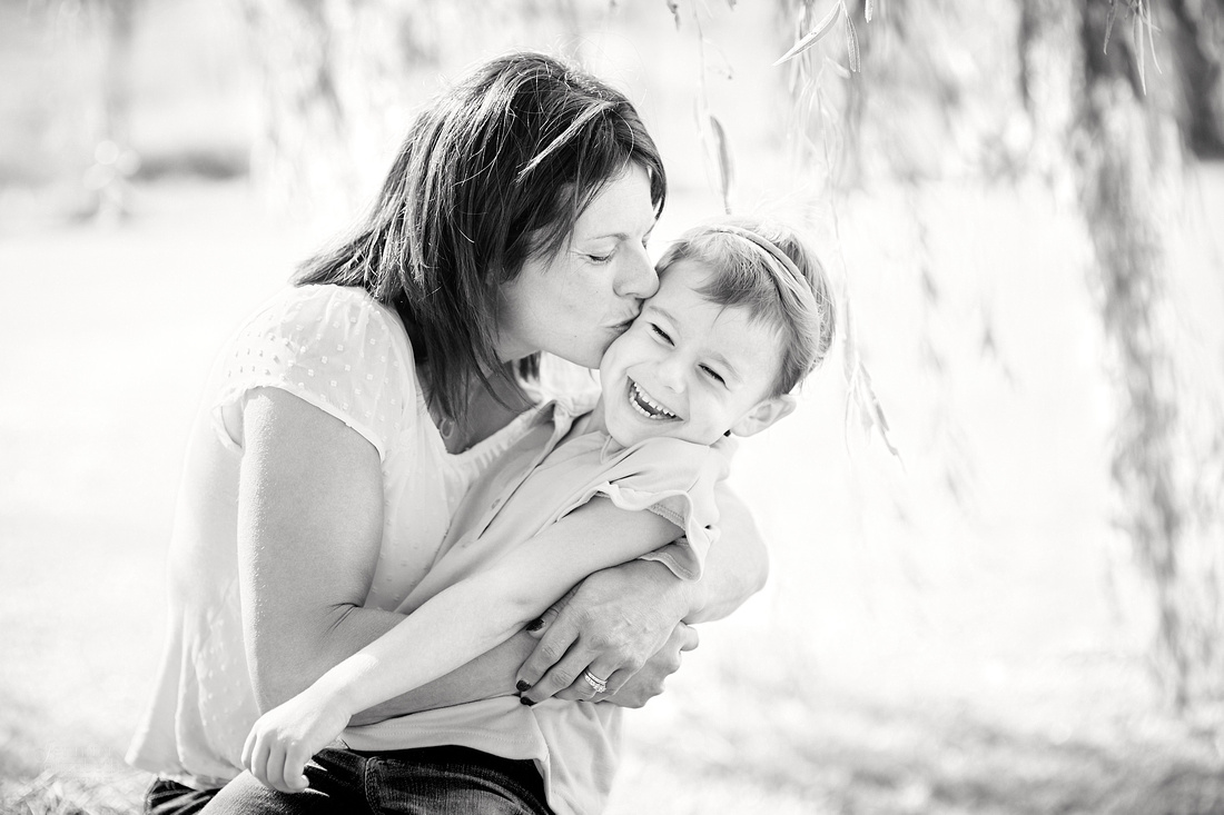 The A Family: Portrait Session at Little Boots Farm in Homerville