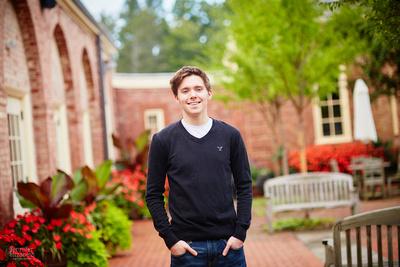 Ryan's Senior Portrait Session in Mansfield, Ohio