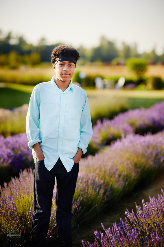 Mini Sessions at Luvin Lavender Farms in Madison