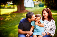 The R Family: Portrait Session in Strongsville, Ohio
