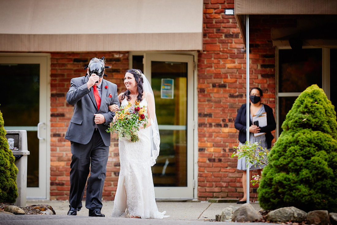 Stephanie & Garrick: Wedding at The Tanglewood Club