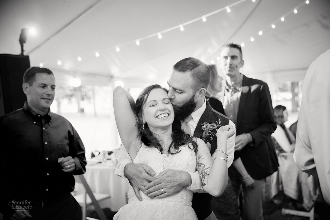 Lisa & Chad: Wedding at Hines Hill Campus in Cuyahoga Valley National Park