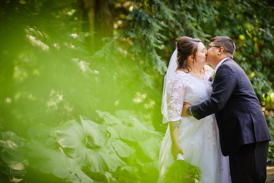 Meg & Tyler: Wedding at Fellows Riverside Gardens in Youngstown