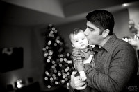 The V Family: Christmas Session in North Royalton, Ohio