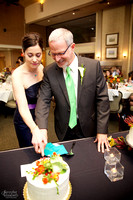 Deborah & Todd: Wedding Reception at the Rosemont Country Club in Akron, Ohio