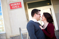 Heather & Jackson: Ohio State Engagement