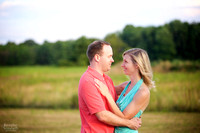 The M Family: Portrait Session at Frohring Meadows in Bainbridge, Ohio