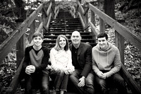 The G Family: Portrait Session at Glen Echo Park