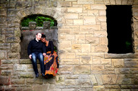 Courtney and Ryan: Squire's Castle Engagement Session