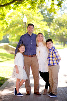 The L Family: Portrait Session at Denison University
