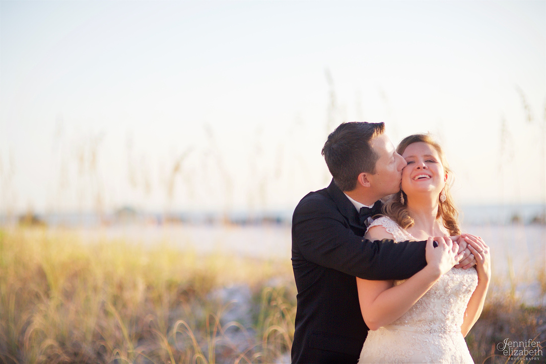Dawn & Tom: Tampa Florida Wedding at Sirata Beach Resort