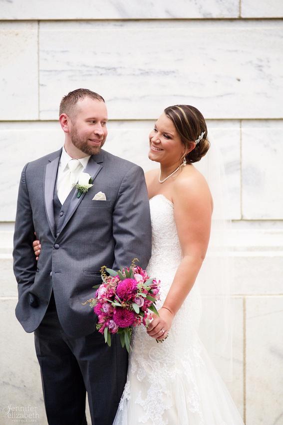 Amanda & Mike: Cleveland, Ohio Wedding