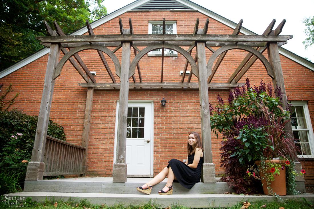 Jennifer Elizabeth Photography | Marissa: Senior Portrait Session at ...