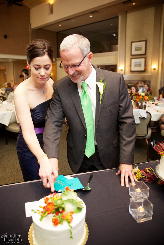 Deborah & Todd: Wedding Reception at the Rosemont Country Club in Fairlawn, Ohio