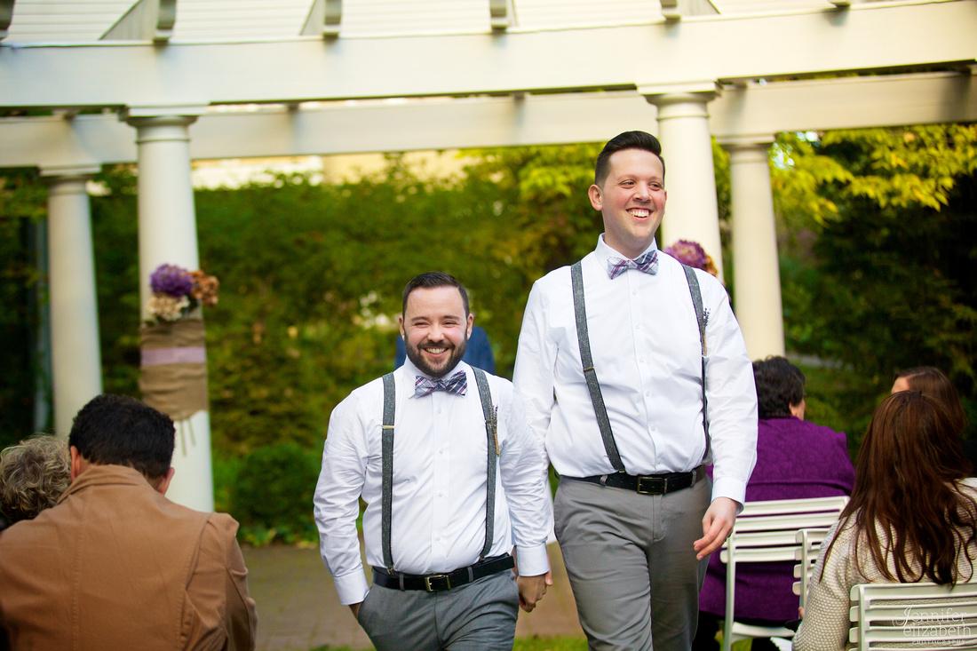 Jacob & Nick Wedding in Columbus, Ohio