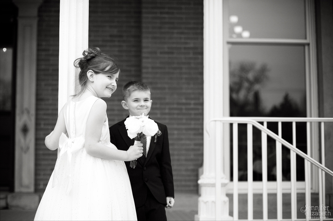 Jill and Tom: Spring Wedding at Steele Mansion in Cleveland, Ohio