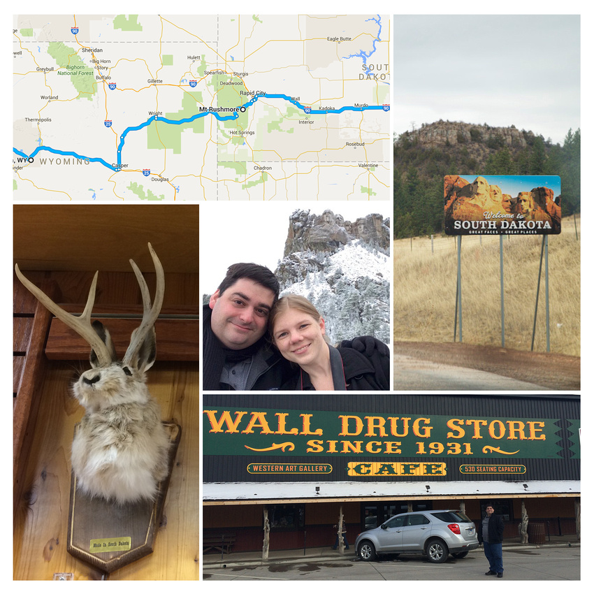 Cross country road trip from California to Ohio