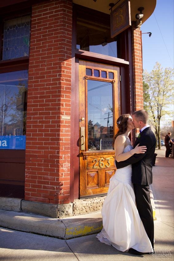 Megan & Bryan: Columbus, Ohio Wedding in German Village