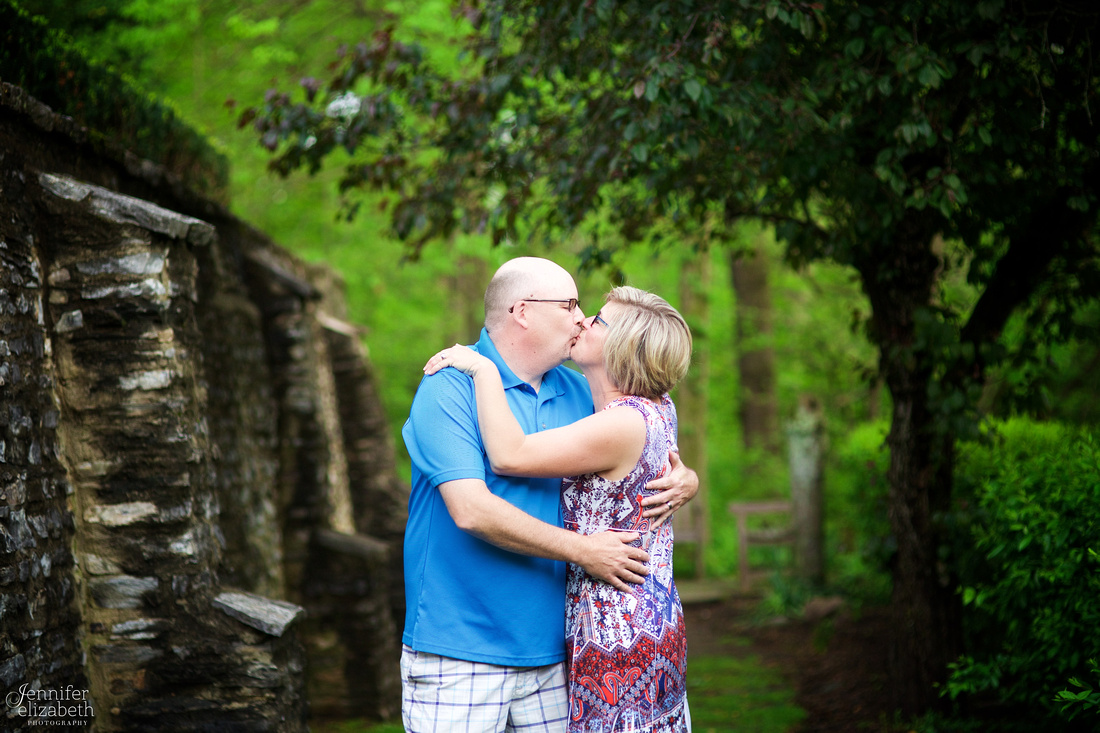 Carah and Jevon: Portrait Session in Bexley, Ohio