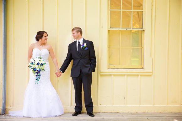 Shannon & Ed: Summer Wedding in Cleveland, Ohio