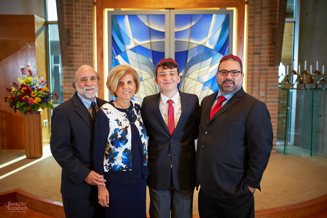 Max's Bar Mitzvah in Columbus, Ohio