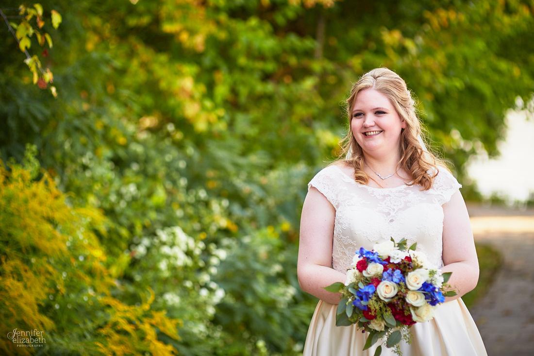 Melissa & Charles: Cincinnati Marriott Rivercenter Wedding