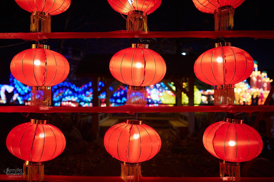 Chinese Lantern Festival in Columbus