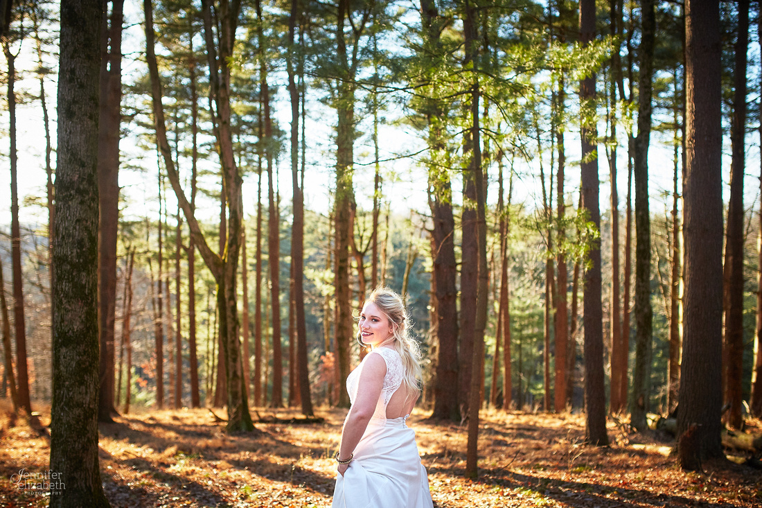 Viking and Woodland Styled Shoot at The Mohicans