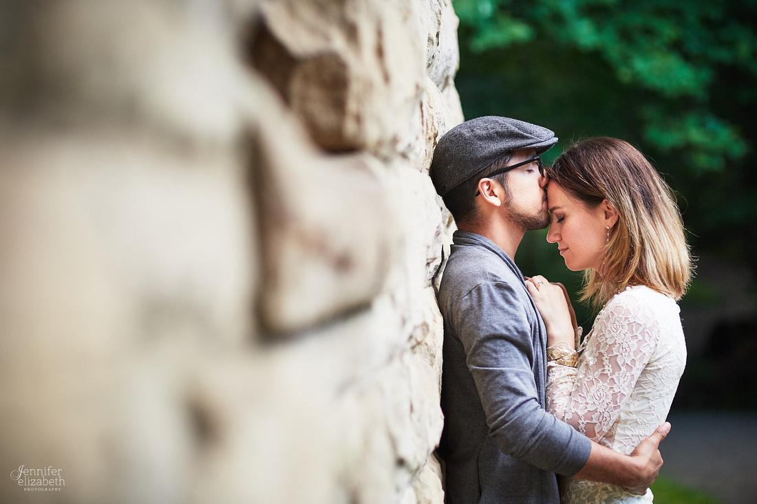 Rebekah & Abel: Engagement Session at Squire's Castle and Sims Park