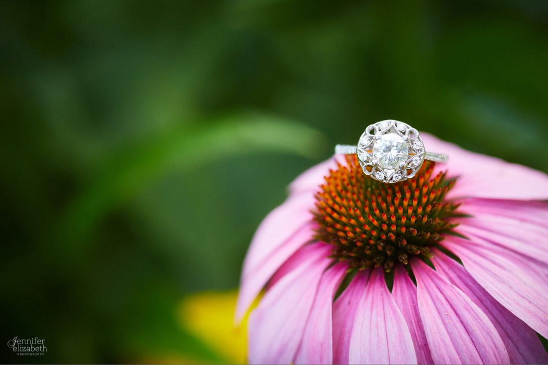 Hannah & Ryan: Engagement at Price Park in North Canton