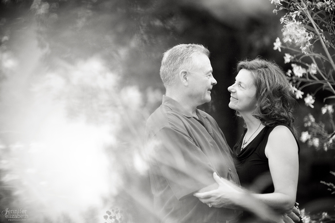 Renee and Pat: Engagement Session in Cuyahoga Valley National Park