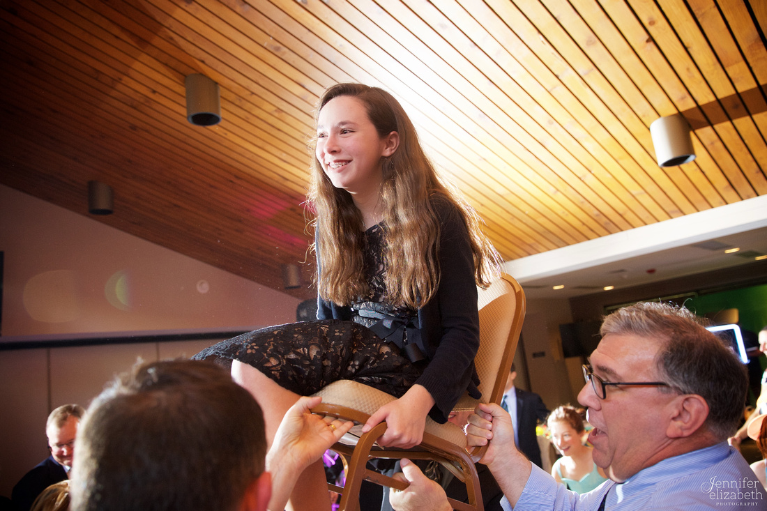 Emma's Bat Mitzvah Celebration at Congregation Beth Tikvah
