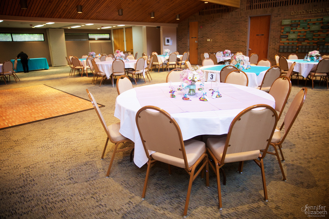 Emma's Bat Mitzvah Celebration at Congregation Beth Tikvah
