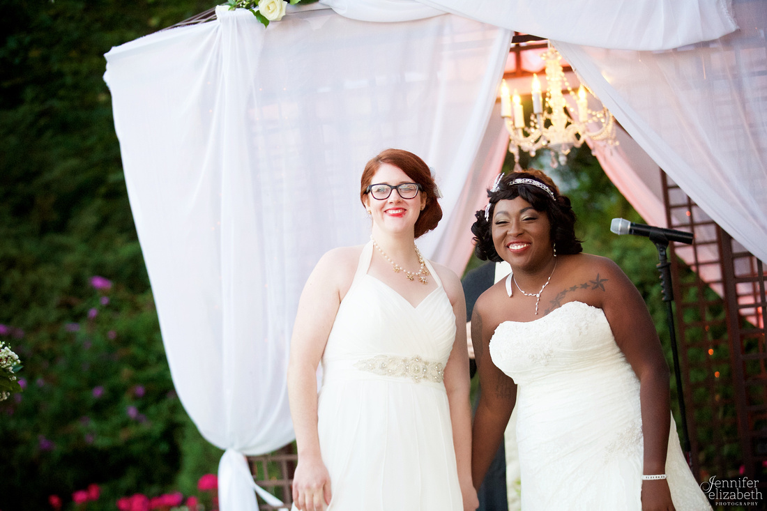 Christina and Liz: Same Sex Cleveland Wedding