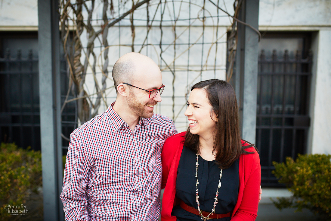 Katie & Michael: Spring Cleveland Engagement Session