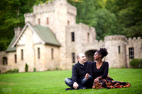 Courtney & Ryan: Squire's Castle Cleveland Engagement