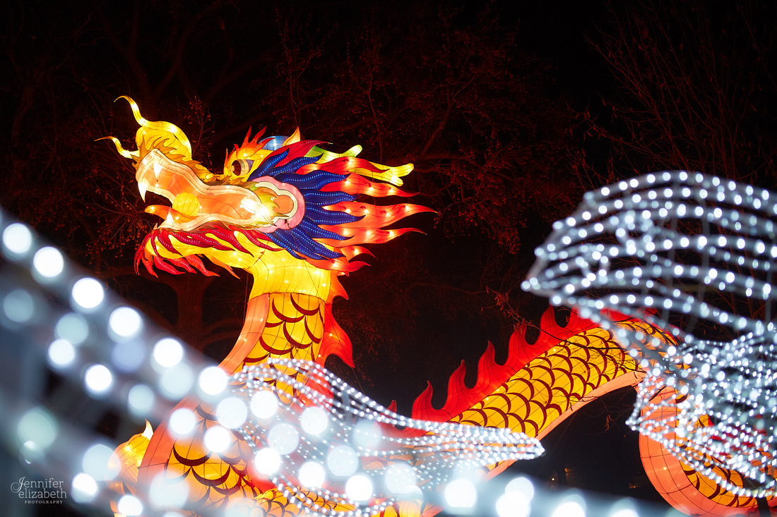 Chinese Lantern Festival in Columbus