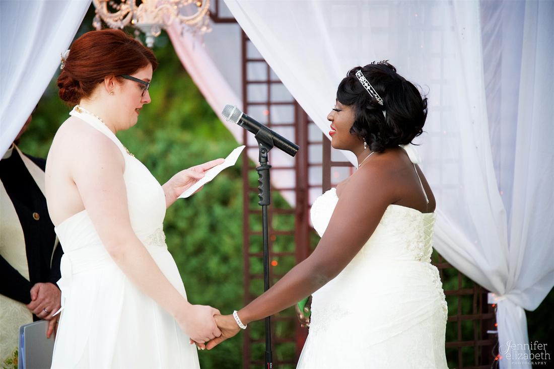 Christina and Liz: Same Sex Cleveland Wedding