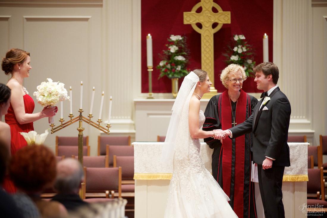 Tory & Hugh: November Wedding in Columbus, Ohio