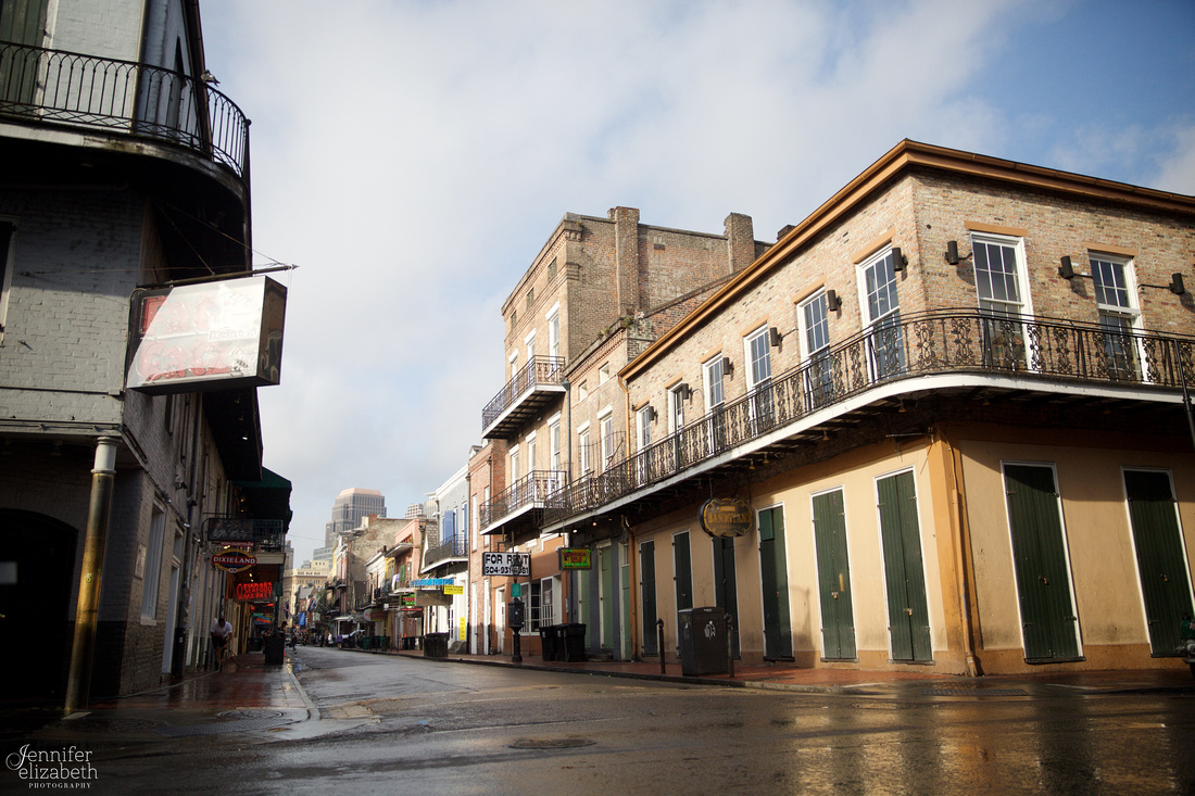 Travel Photography in Tennessee and New Orleans