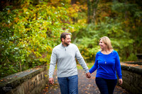 Laura & Matt: Engagement Session at Fortier Park